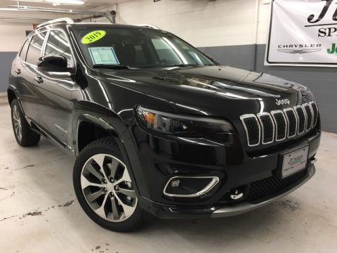New JEEP Cherokee Overland