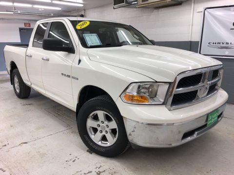 Pre-Owned 2009 Dodge Ram 1500 QUAD CAB SLT