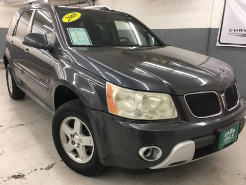 Used Pontiac Torrent AWD