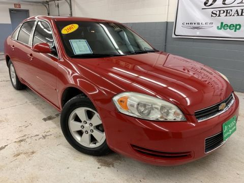 Pre-Owned 2007 Chevrolet Impala 3.5L LT