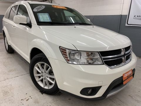 Certified Pre-Owned 2017 Dodge Journey SXT