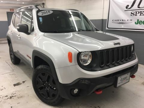 New JEEP Renegade Trailhawk