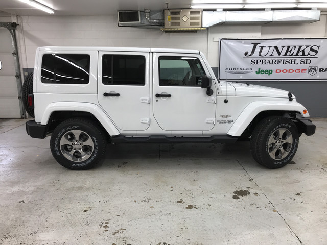 Good New 2018 JEEP Wrangler Unlimited Sahara